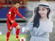 Người yêu Quang Hải - cô gái hạnh phúc nhất hôm nay!