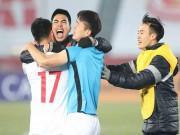Chấn động châu Á: U23 Việt Nam vỡ òa penalty, ôm nhau khóc nức nở