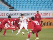 U23 Việt Nam 5 trận 3 quả 11m: Những bàn thua nóng mặt