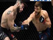 UFC: 10 trận toàn thắng gặp  Kẻ kết liễu , tắt luôn lửa