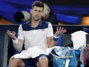 Tin thể thao HOT 23/1: Lộ lý do Djokovic thua sốc
