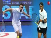 """Nadal - Cilic: Dũng sĩ """"đấu bò"""", bi kịch đau đớn (Tứ kết Australian Open)"""