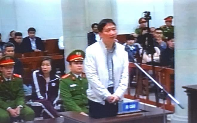Sau án chung thân, Trịnh Xuân Thanh tiếp tục hầu tòa vụ tham ô tài sản tại PVP Land - 1