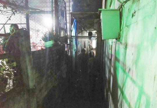 Hai người tử vong bất thường trong phòng trọ ở Biên Hòa - 1