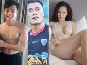 Dàn  sắc nước hương trời  chết mê Bùi Tiến Dũng U23 Việt Nam