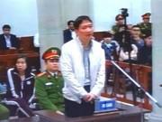 Sau án chung thân, Trịnh Xuân Thanh tiếp tục hầu tòa vụ tham ô tài sản tại PVP Land
