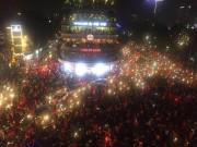 U23 Việt Nam thắng U23 Qatar:  Người dân ăn mừng có văn hóa