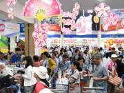 Siêu thị Co.opmart Cai Lậy - Tiền Giang giảm giá mạnh nhân dịp khai trương