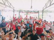 Địa ốc Long Phát vui cùng chiến thắng lịch sử của U23 Việt Nam