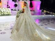 Tài chính - Bất động sản - Đám cưới xa hoa như cổ tích của cháu gái tỷ phú Uzbekistan