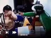 Sự thật bất ngờ về clip tài xế Grab xịt hơi cay nhân viên shop quần áo, cướp tiền