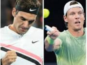 Video, kết quả tennis Federer - Berdych: Thoát hiểm siêu đẳng (TK Australian Open)