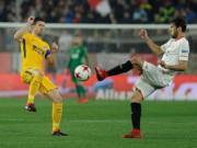 Sevilla - Atletico: Bàn thắng 25 giây, siêu sao tối mặt