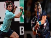 TRỰC TIẾP tennis Federer - Berdych: Quyết chiến vé bán kết, không chủ quan
