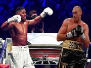 Tin HOT thể thao 24/1: Fury sẵn sàng hạ knock-out Joshua trong vài giây