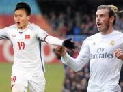 Bàn thắng đẹp Vòng 20 Liga: Bale ra chân như Quang Hải U23 Việt Nam