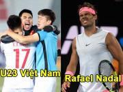 Nadal, Djokovic bị loại Australian Open: Chuyện cổ tích bất khuất như U23 VN