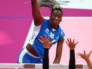 """Thể thao - """"Quái kiệt"""" bóng chuyền nữ bật 3m36: Tung hoành cúp C1 châu Âu"""