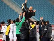 """U23 Việt Nam: HLV Park Hang Seo nhất nhì châu Á, Hàn Quốc có """"đòi người""""?"""