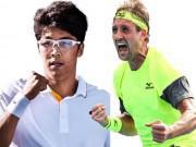 Video, kết quả tennis Hyeon Chung - Sandgren: Bay bổng sau khi loại Djokovic
