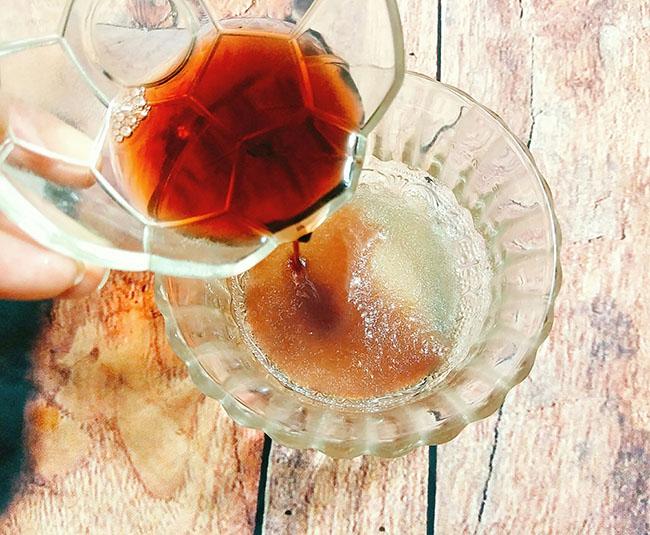 Mứt táo hường tươi, ngọt ngào lịm đem lại may mắn dịp năm mới - 4