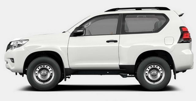 Toyota Land Cruiser rút gọn với 3 cửa, giá 1 tỷ đồng - 2