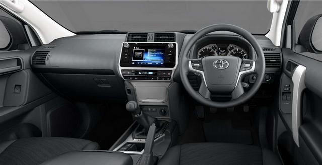 Toyota Land Cruiser rút gọn với 3 cửa, giá 1 tỷ đồng - 3