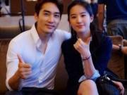 Lưu Diệc Phi, Song Seung Heon chia tay sau gần 3 năm yêu
