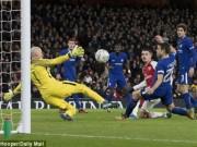 Chi tiết Arsenal - Chelsea: Nỗ lực trong vô vọng (KT)