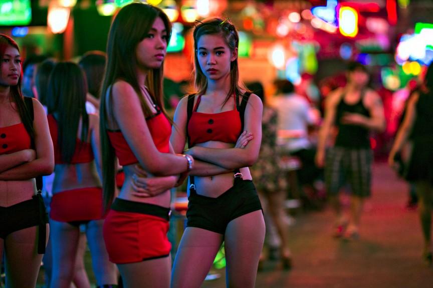 Mại dâm sẽ làm thủ đô Thái Lan chìm trong nước? - 1