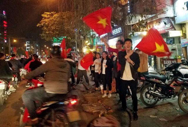 Những dịch vụ hốt bạc nhờ thắng lợi thứ U23 Việt Nam - 2