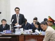 """Tin tức trong ngày - Luật sư của Trịnh Xuân Thanh liên tục """"bật"""" lại HĐXX"""