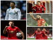 """Ronaldo mất ngôi  """" vua lương bổng """" : Đồng tiền không đi liền tài năng"""