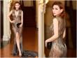 Váy mặc như không khoe đường cong nữ thần của Thu Thủy đẹp nhất tuần