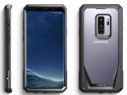 Dế sắp ra lò - Galaxy S9+ chưa ra lò nhưng đã có concept vỏ bảo vệ