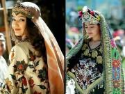 Thời trang - Quốc phục siêu đẹp của nước Uzbekistan