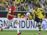 Dortmund - Freiburg: Đại tiệc 4 bàn, thoát chết phút 90+3