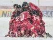 U23 Việt Nam & khoảnh khắc kỳ diệu U23 châu Á: Ôm nhau trong mưa tuyết