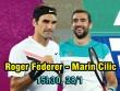 Chung kết Australian Open 28/1: Vua Federer trước 2 cổng thiên đường