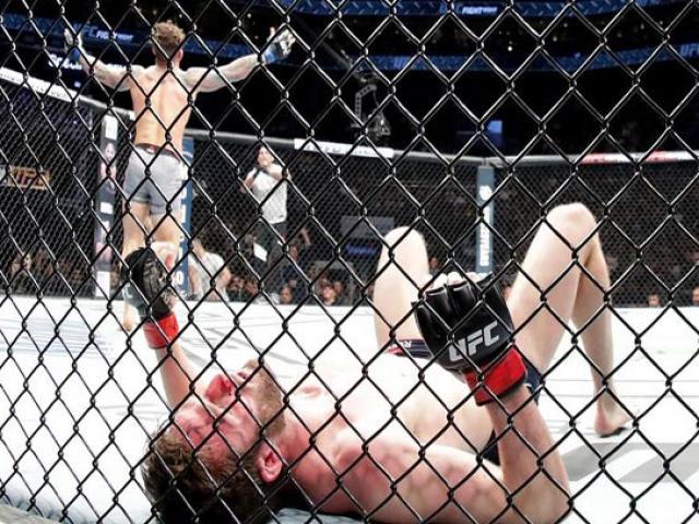 """Đòn MMA sát thủ: Cú đấm ngàn cân, đối thủ """"dập phổi"""" - 1"""