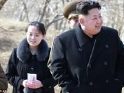 Em gái Kim Jong-un được bổ nhiệm chức vụ quan trọng