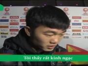 Xuân Trường tự tin trả lời bằng tiếng Anh sau chung kết U23 Việt Nam- U23 Uzbekistan