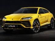 Những trang bị trên Lamborghini Urus sắp về Việt Nam