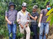 An ninh Xã hội - Bắt khẩn cấp nghi phạm giết người chôn xác phi tang ở Lâm Đồng