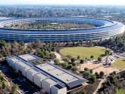 Thời trang Hi-tech - Trụ sở Apple Park bắt đầu được đưa vào sử dụng dù chưa hoàn thiện