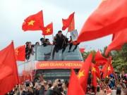 Đón U23 Việt Nam về nước: Những hình ảnh chưa từng có trong lịch sử