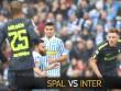 """SPAL - Inter Milan: """"Quà trời cho"""" và nỗi đau phút 90"""