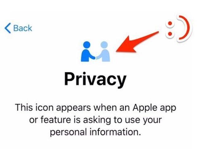 "Apple âm thầm thêm icon ""mặt cười bí ẩn"" trên iOS 11.3 - 3"
