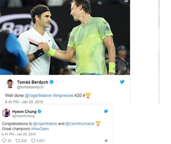 """Federer đoạt 20 Grand Slam: Vua 184 danh hiệu """"cúi đầu"""" nói là số 1 - 2"""