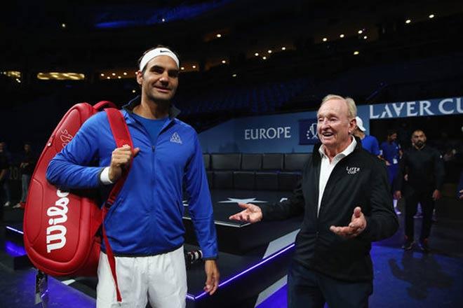 """Federer đoạt 20 Grand Slam: Vua 184 danh hiệu """"cúi đầu"""" nói là số 1 - 1"""